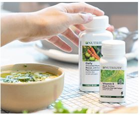 Amway MLM Review nutrition products